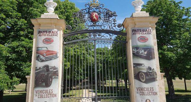 Salon r tro pays d aix auto classic 2018 club alfa romeo for Salon 2018 france