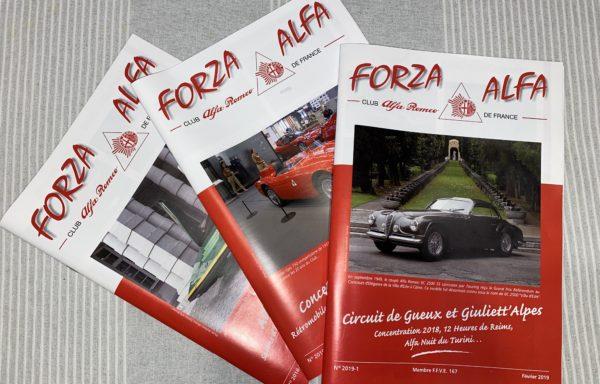 Magazine Forza