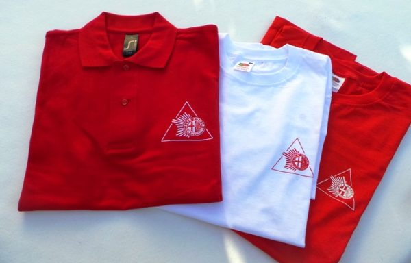 Polo et Tee-Shirt CARF