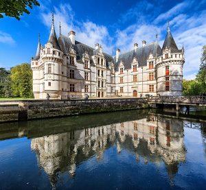 Sortie en Touraine : vignobles et châteaux @ Grange de Meslay
